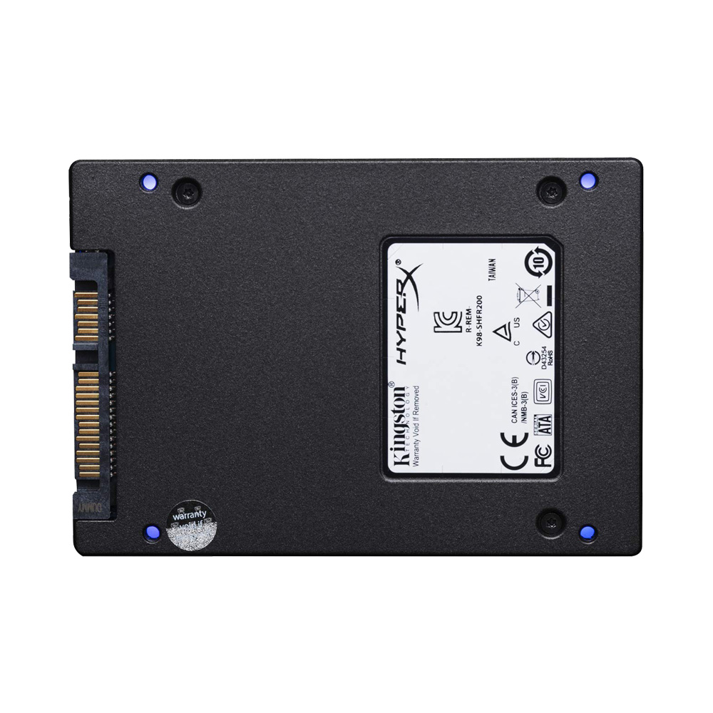 SSD Kingston HyperX Fury RGB 3D-NAND 240GB 2.5 inch SATA III SHFR200/240G