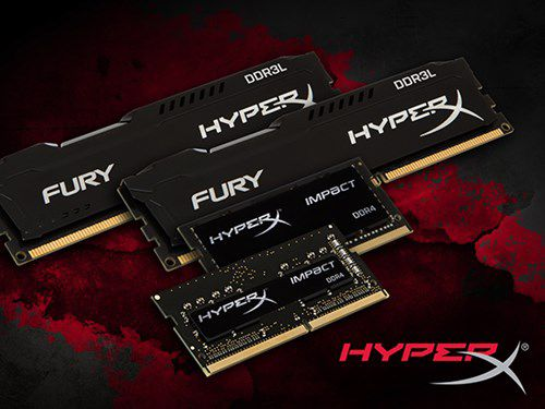 Ram Laptop Kingston HyperX Impact DDR4 8GB Bus 2400 for Skylake HX424S14IB2/8