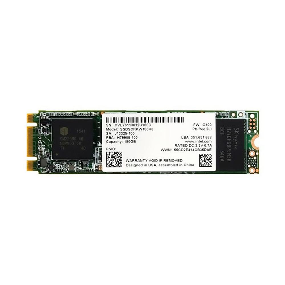 SSD Intel 540s Series M.2 2280 Sata III 180GB SSDSCKKW180H6 ...