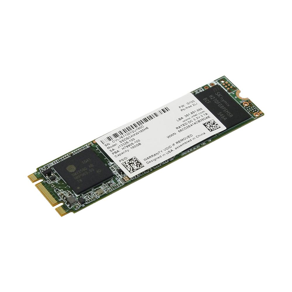 SSD Intel 540s Series M.2 2280 Sata III 180GB SSDSCKKW180H6