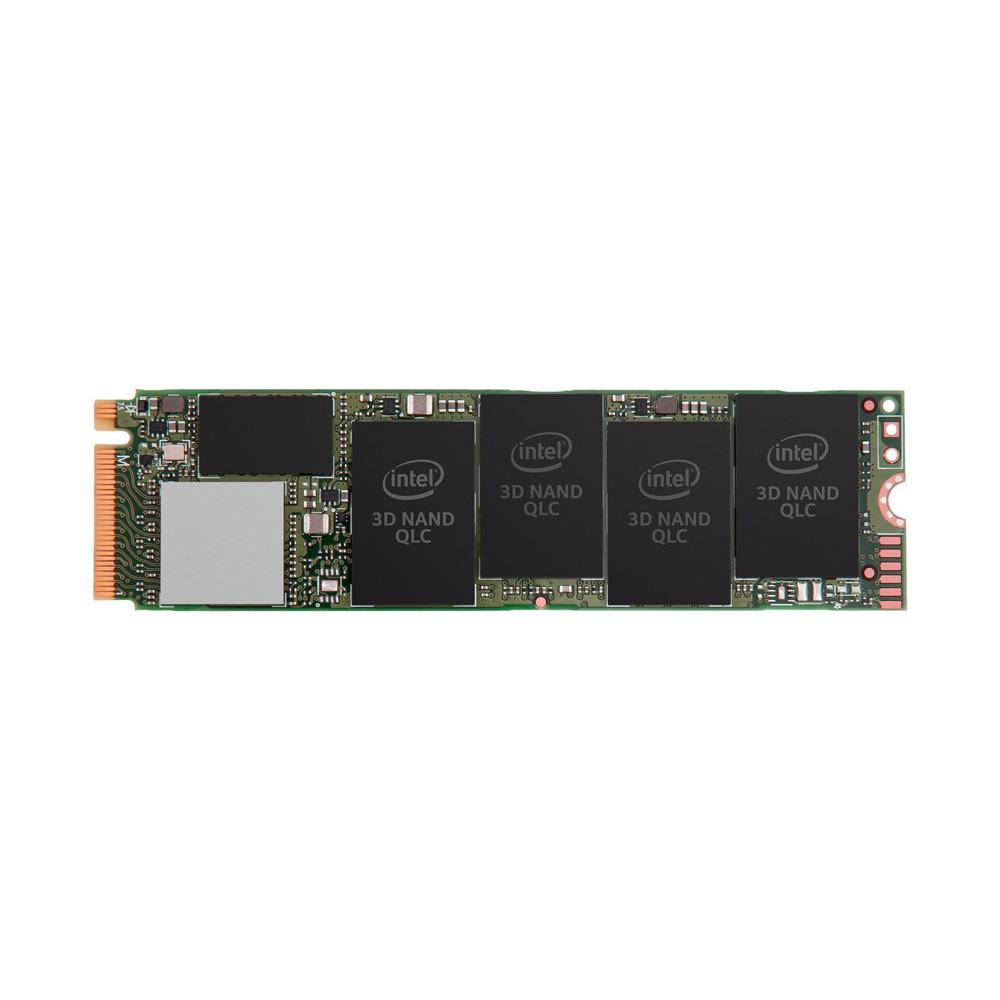 SSD Intel 660P 512GB 3D-NAND QLC M.2 NVMe PCIe Gen3.0 x4 SSDPEKNW512G8X1
