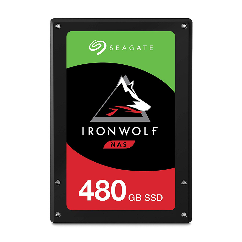 SSD Enterprise Seagate IronWolf 110 2.5-Inch SATA III 480GB ZA480NM10011