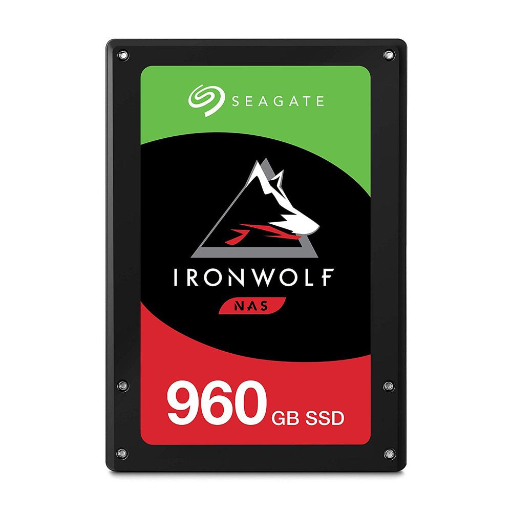 SSD Enterprise Seagate IronWolf 110 2.5-Inch SATA III 960GB ZA960NM10011