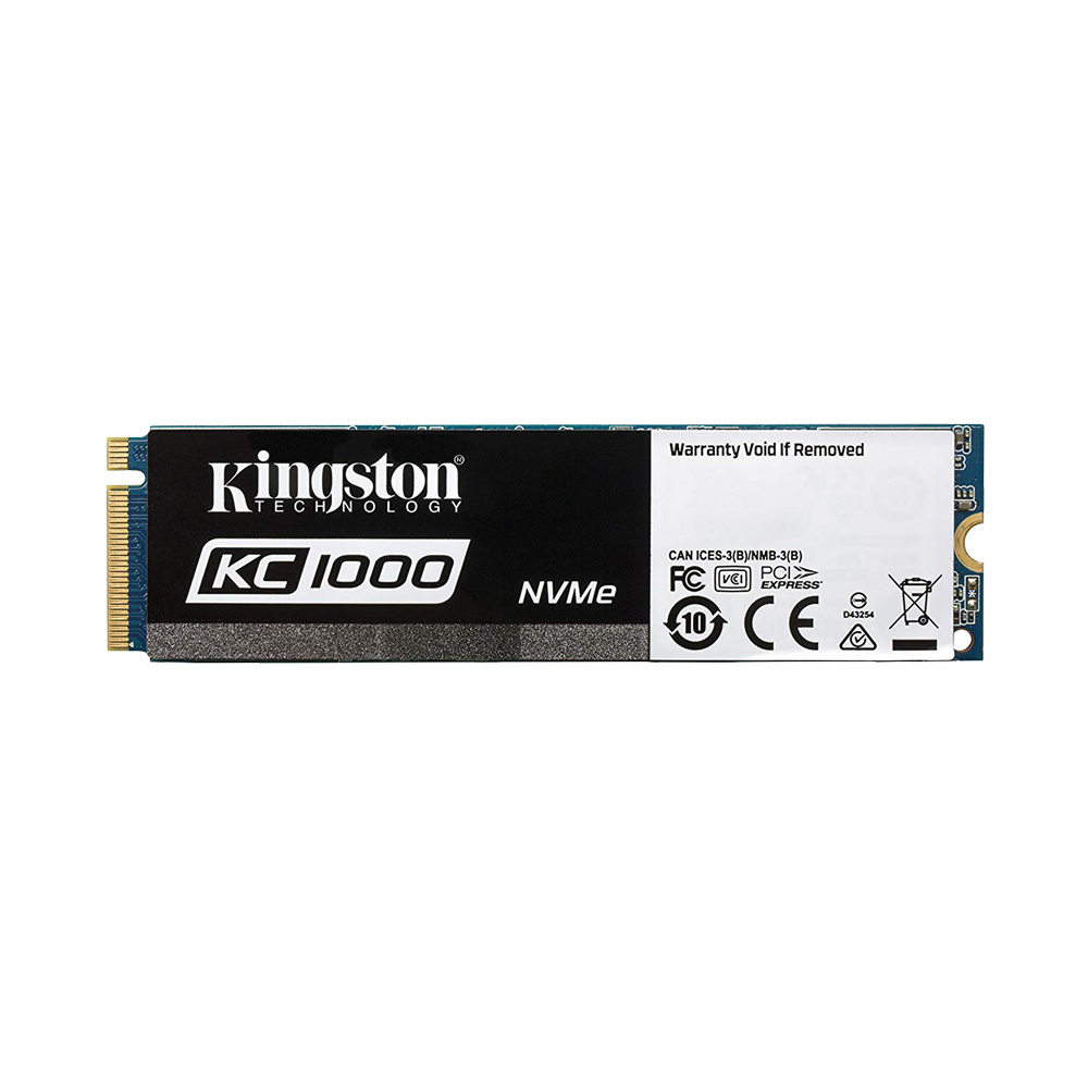 SSD Kingston KC1000 M.2 PCIe Gen3 x4 NVMe 960GB SKC1000/960G