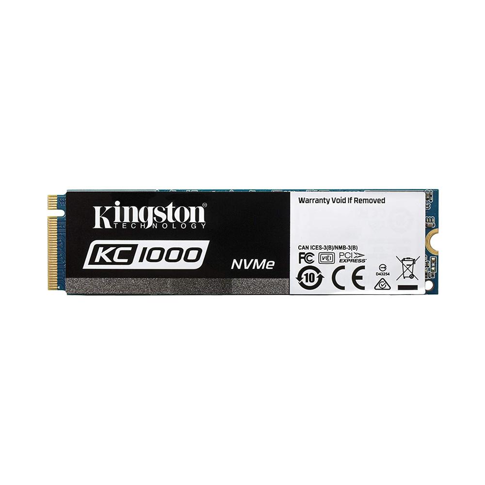 SSD Kingston KC1000 M.2 PCIe Gen3 x4 NVMe 960GB SKC1000/960G