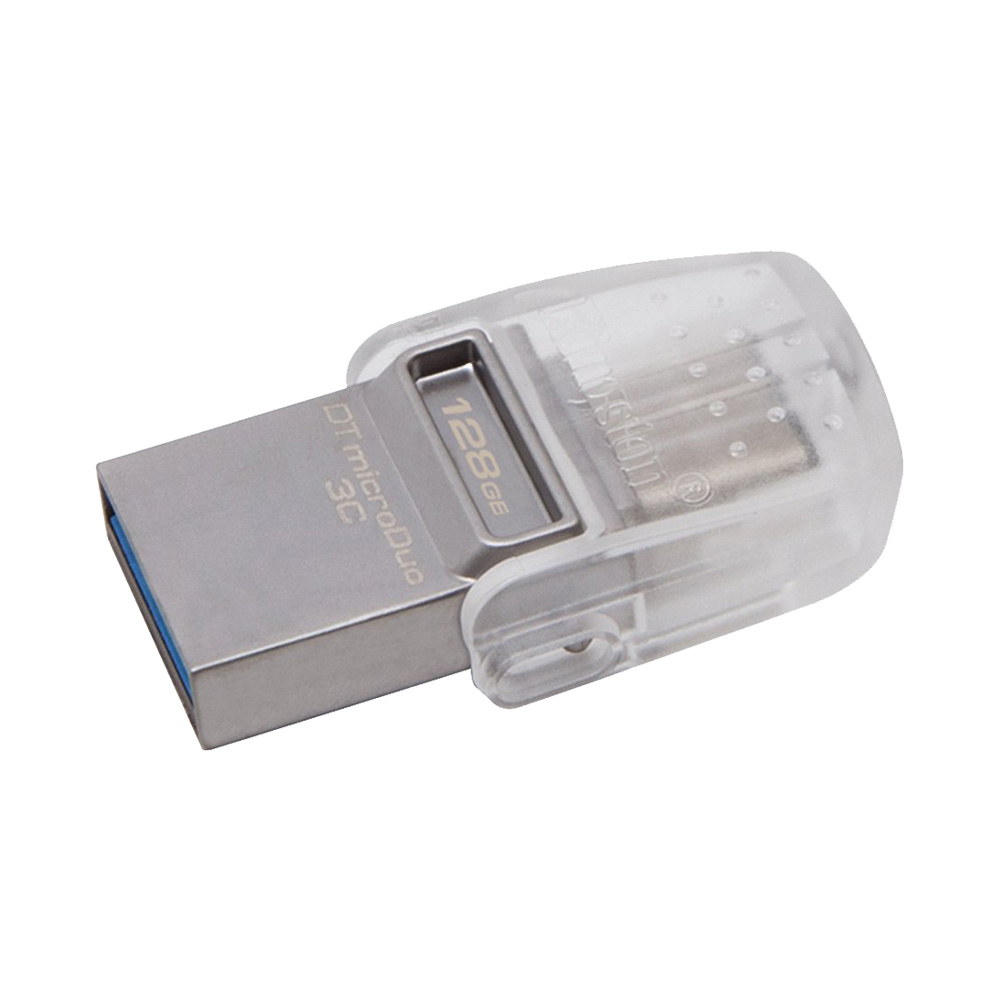 USB 3.1 OTG Kingston MicroDuo 3C 128GB DTDUO3C/128GB