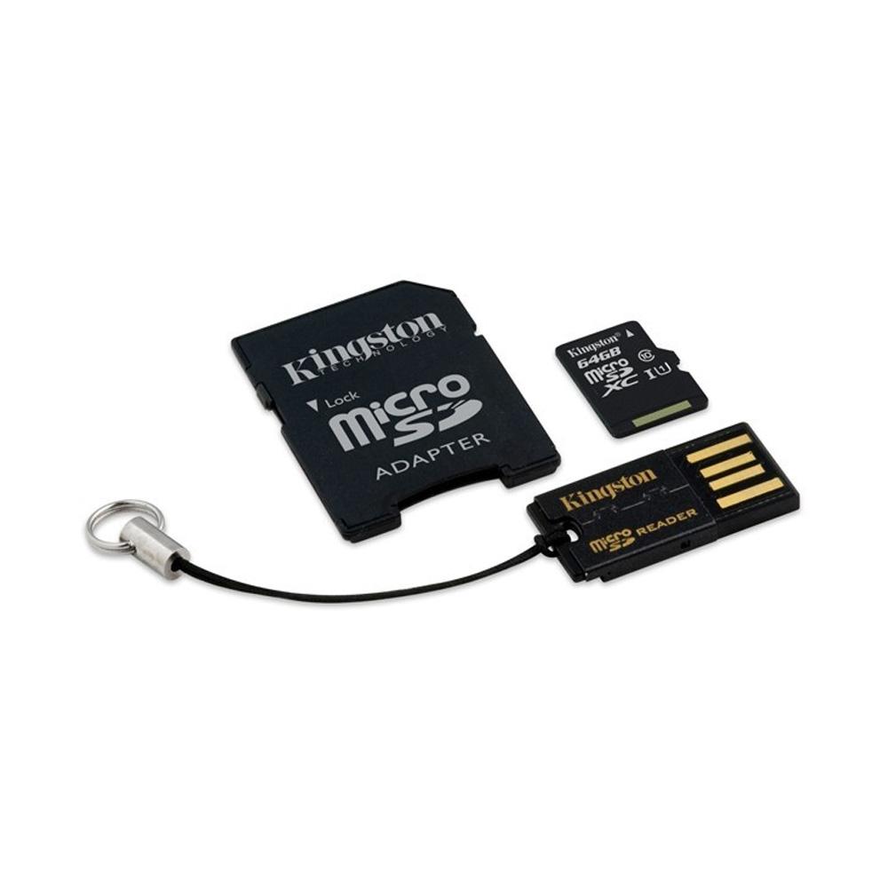 Đầu đọc thẻ nhớ MicroSD Kingston FCR-MRG2 USB2.0
