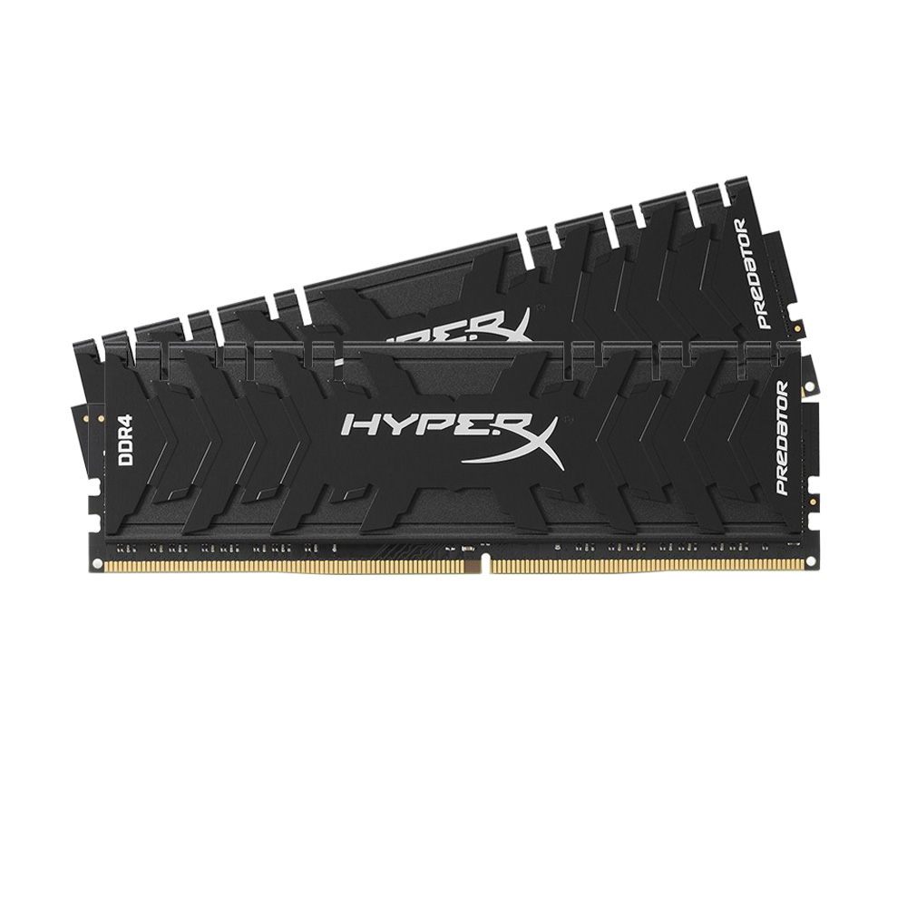 Ram PC Kingston HyperX Predator 16GB 3000MHz Black DDR4 (8GBx2) HX430C15PB3K2/16