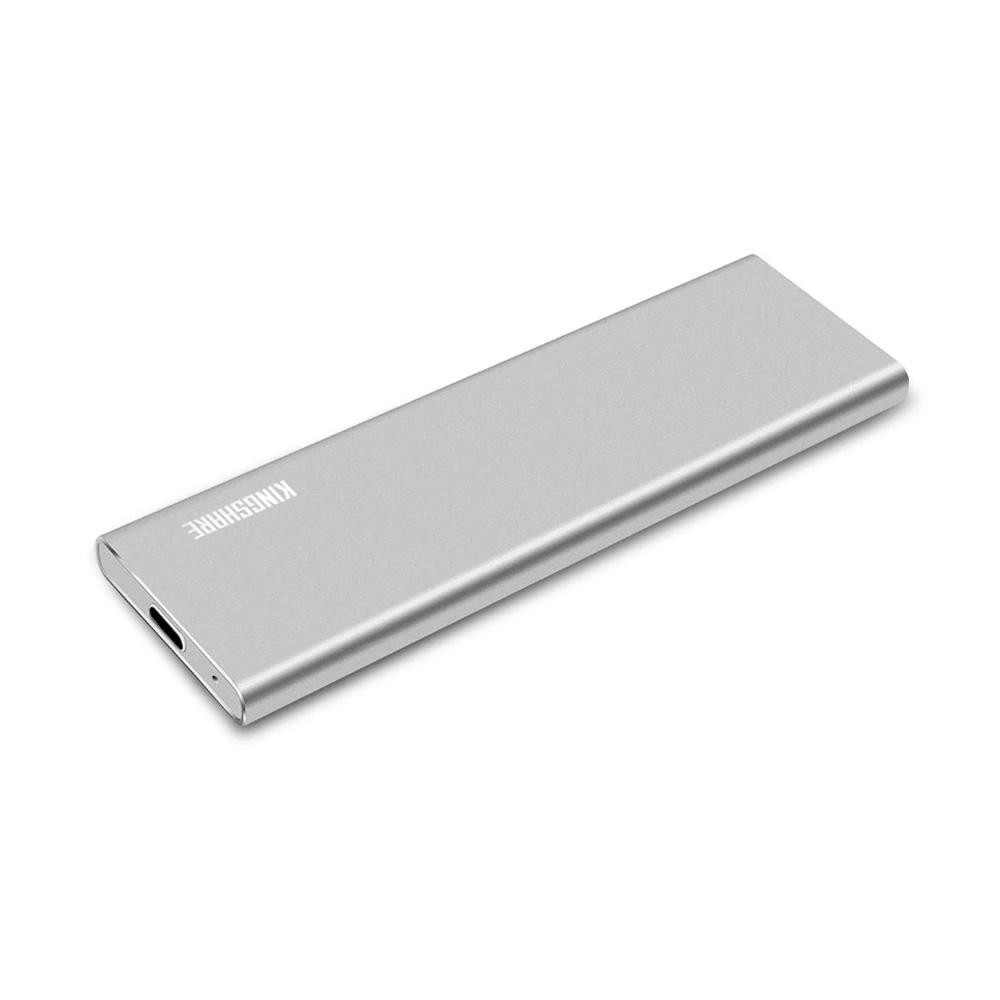 Box SSD M.2 SATA NGFF 2242 2260 2280 to USB 3.0 KingShare KS-A9NTC28 Aluminum