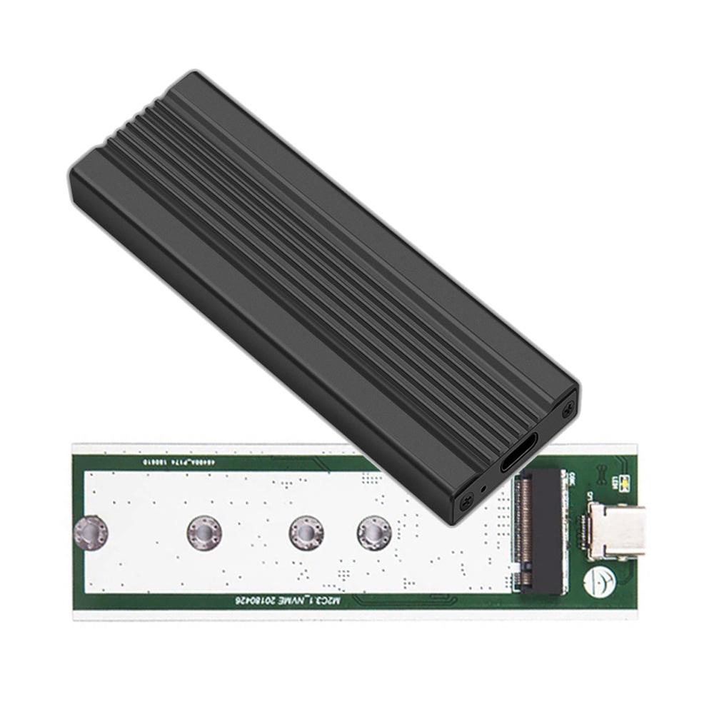 Box di động Kingshare Mobile chuyển đổi SSD M.2 PCIe NVMe Gen 3 x4 sang USB Type-C 3.1 Gen 2 KS-CNV02S