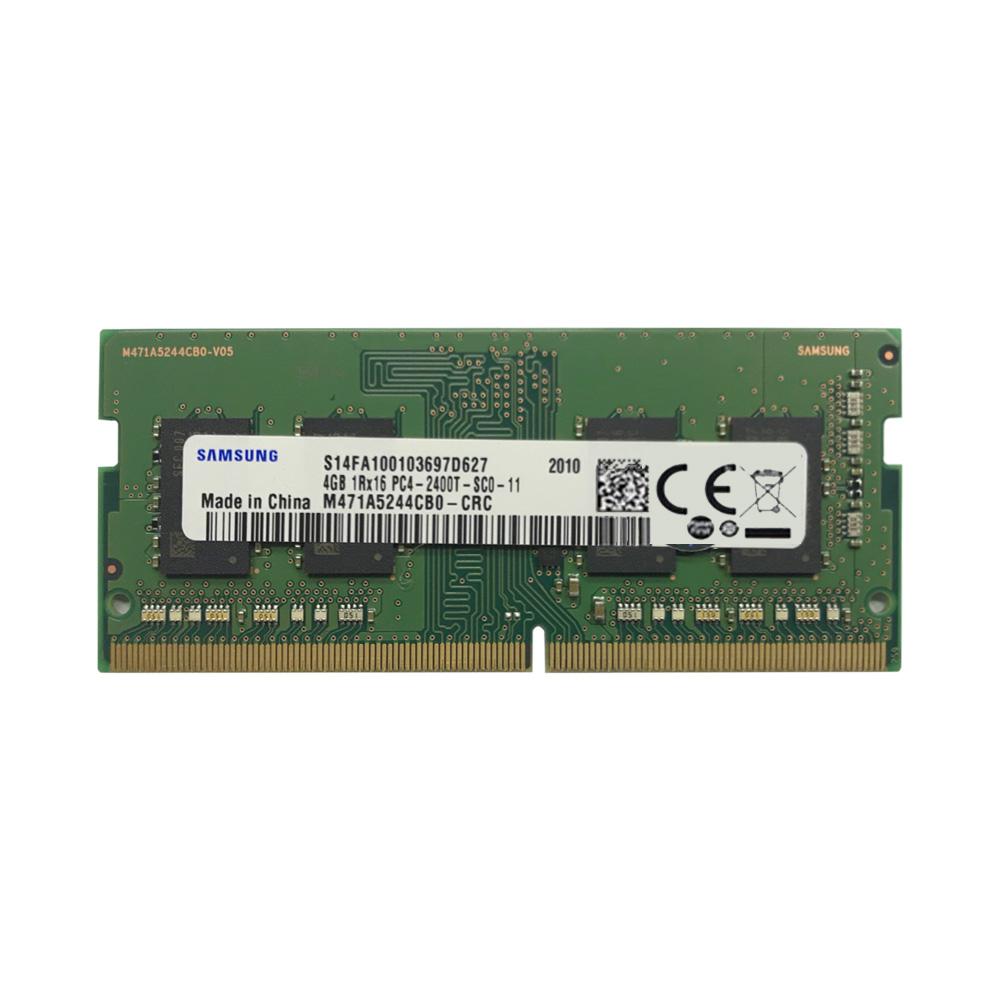 Ram Laptop Samsung DDR4 4GB Bus 2400MHz CL17 M471A5244CB0-CRC