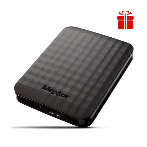 Ổ cứng di động Maxtor M3 USB 3.0 2TB STSHX-M201TCBM