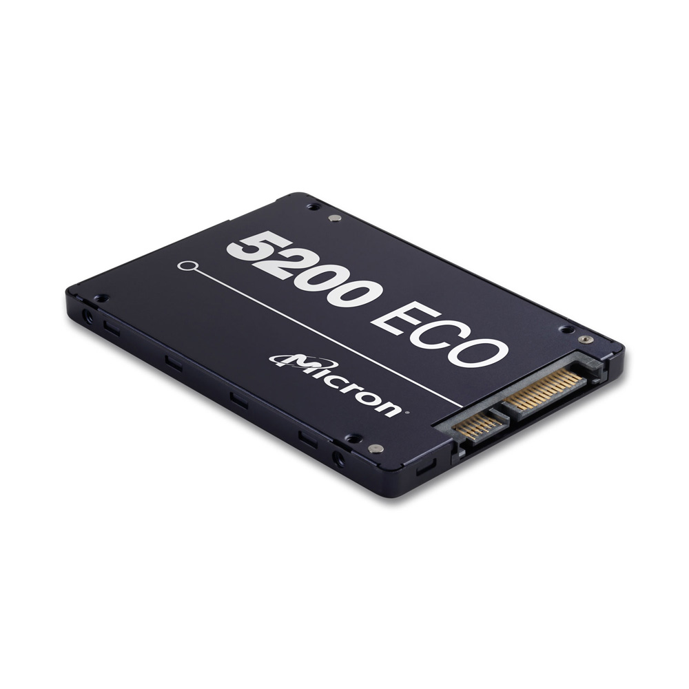 SSD Enterprise Micron 5200 ECO 480GB 2.5-Inch SATA III MTFDDAK480TDC