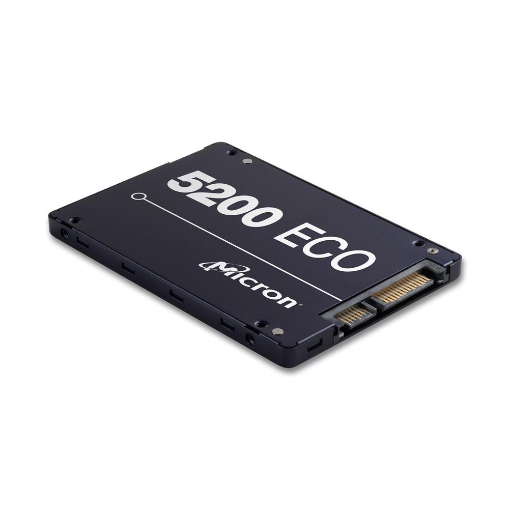 SSD Enterprise Micron 5200 ECO 960GB 2.5-Inch SATA III MTFDDAK960TDC