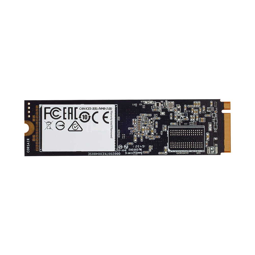 SSD Corsair Force Series™ MP510 960GB NVMe PCIe M.2 Gen3 x4 3D-NAND CSSD-F960GBMP510