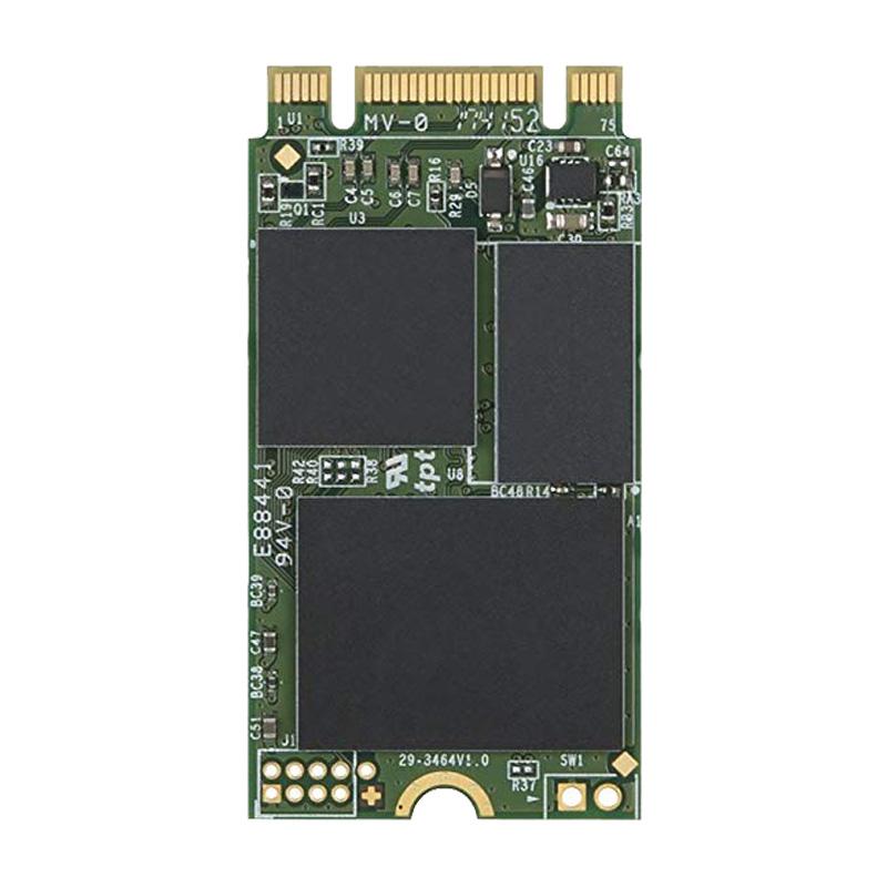 SSD Transcend M.2 2242 SATA III 128GB MLC NAND Flash MTS400S