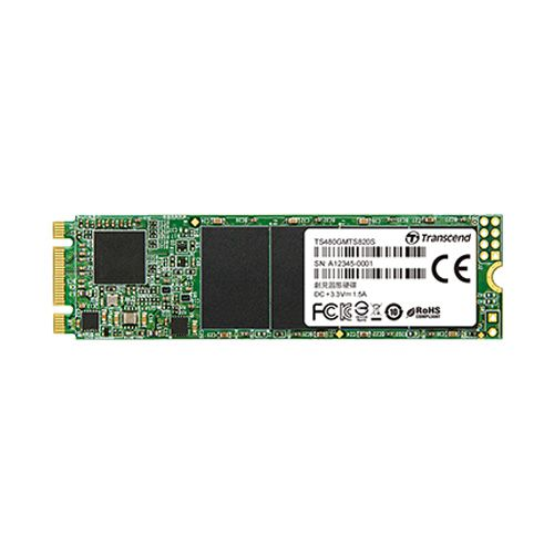 SSD Transcend M.2 2280 SATA III 120GB 3D-NAND MTS820S