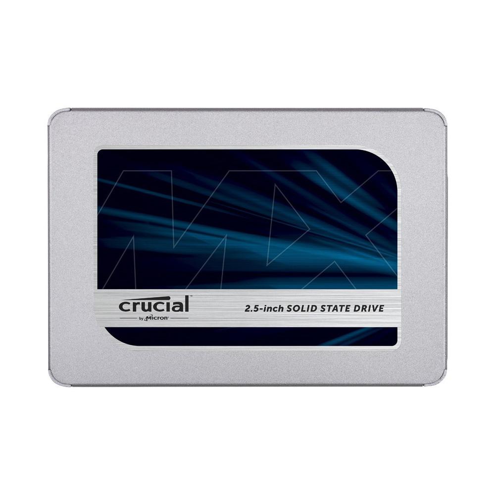 SSD Crucial MX500 3D NAND 2.5-Inch SATA III 500GB CT500MX500SSD1