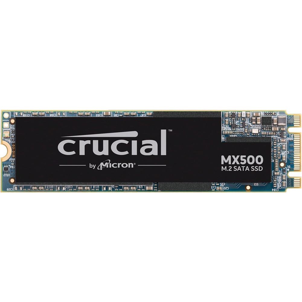 SSD Crucial MX500 3D-NAND M.2 2280 SATA III 500GB CT500MX500SSD4