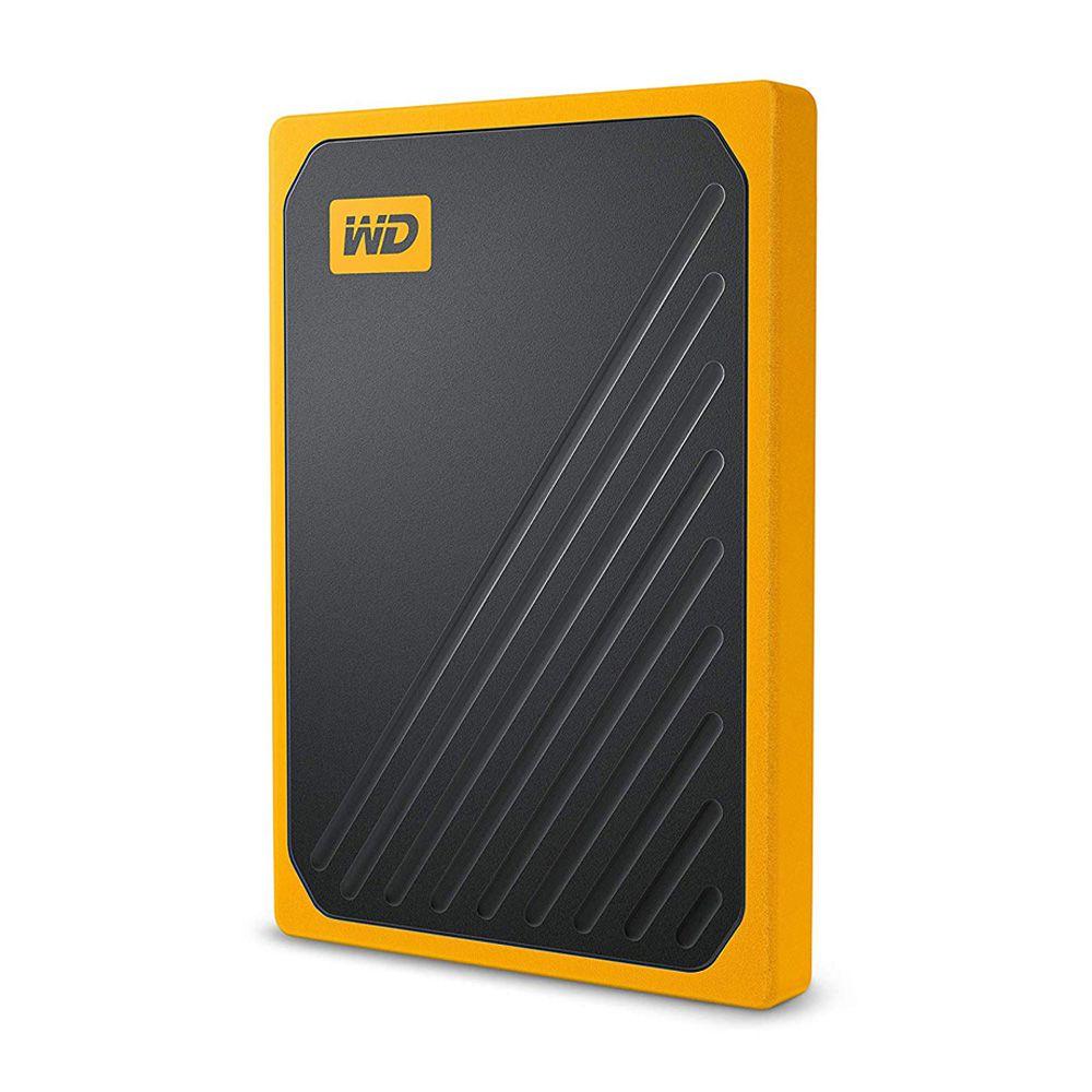 Ổ cứng di động External SSD 1TB Western Digital My Passport Go WDBMCG0010BBT-WESN