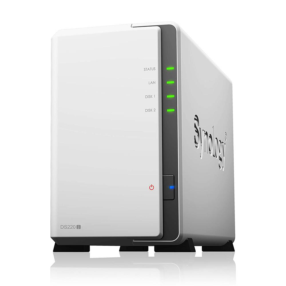 Thiết bị lưu trữ mạng NAS Synology DS220j