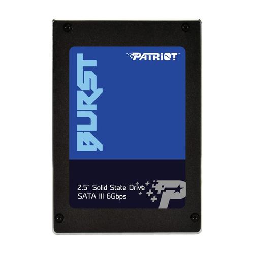 SSD Patriot Burst SATA III 240GB PBU240GS25SSDR