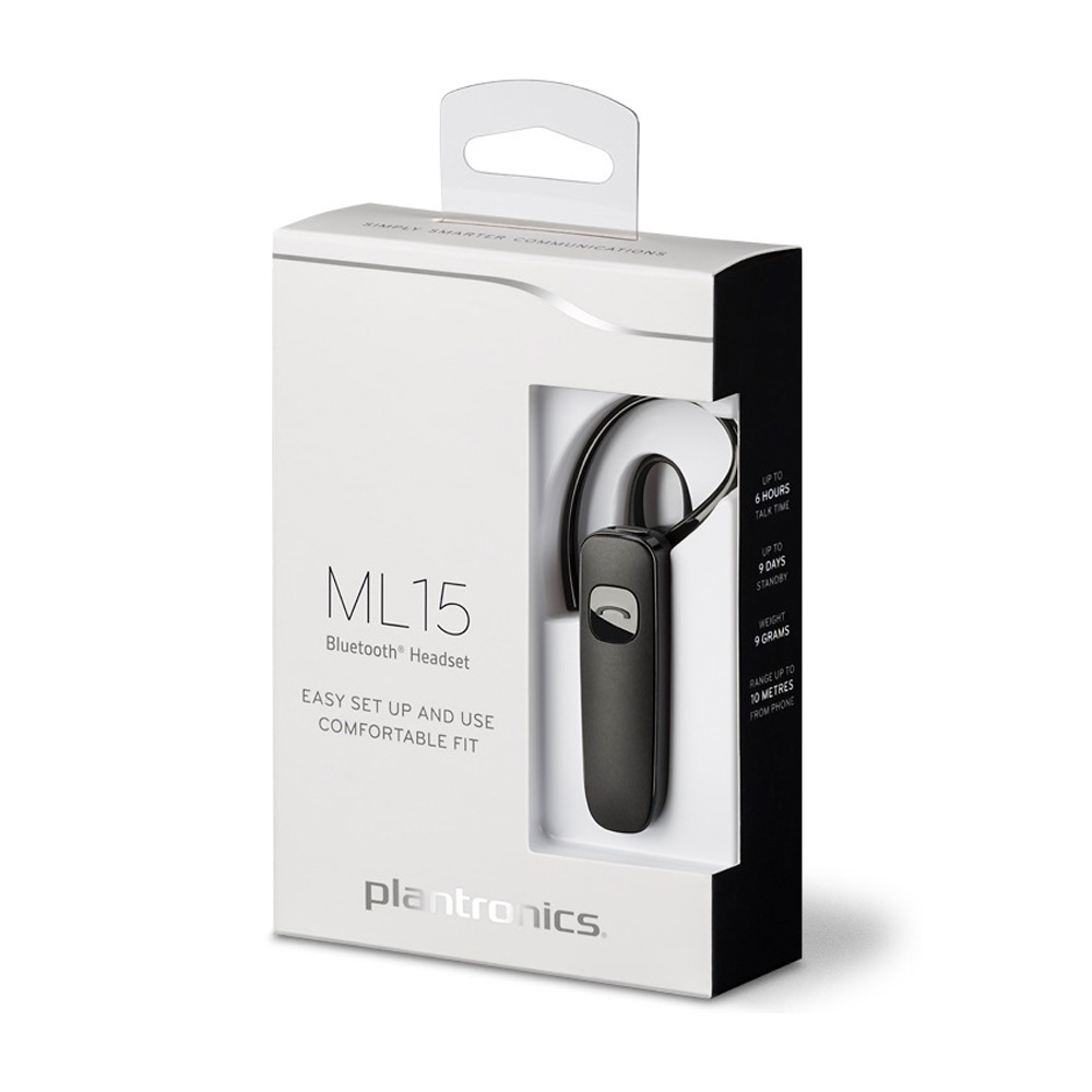 Tai nghe Bluetooth Headset Plantronics ML15