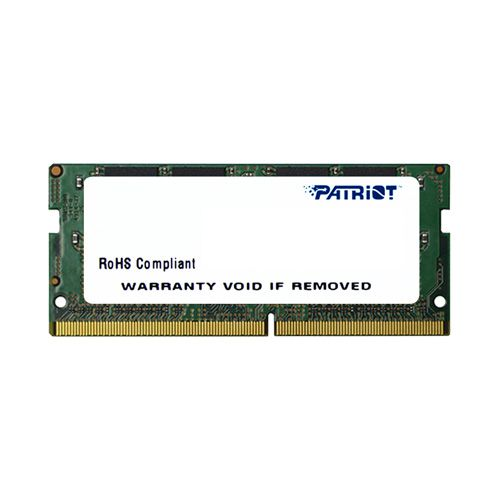 Ram Laptop Patriot Signature Line DDR4 8GB Bus 2400 CL17 PSD48G240081S
