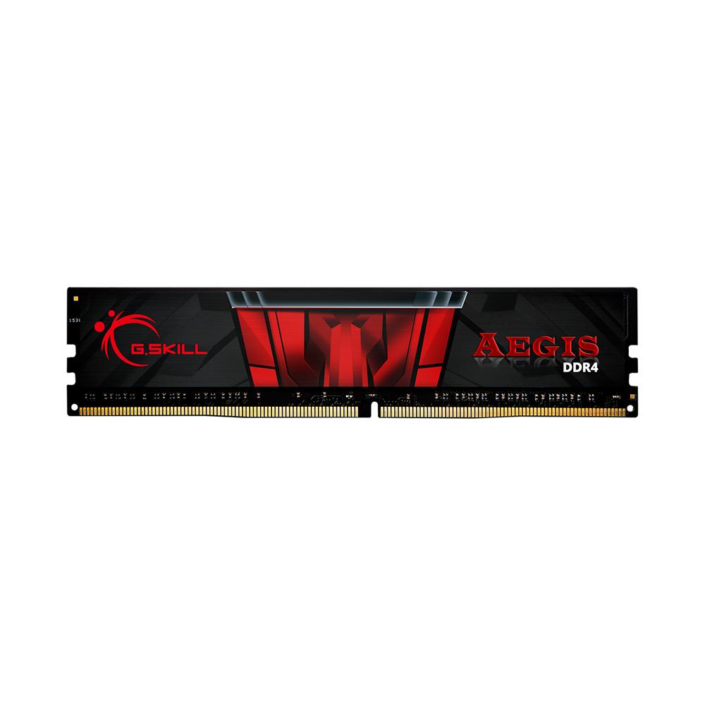 Ram PC G.SKILL Aegis 4GB 2666MHz DDR4 F4-2666C19S-4GIS