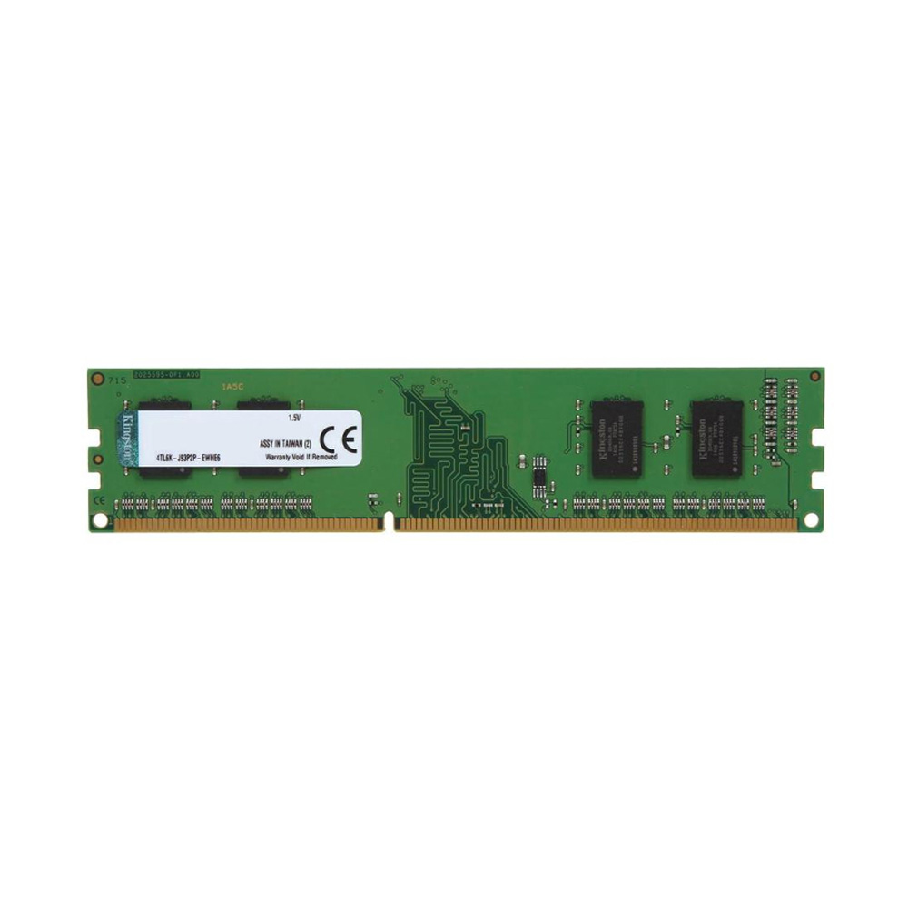 Ram PC Kingston 4GB 2666MHz DDR4 KVR26N19S6/4