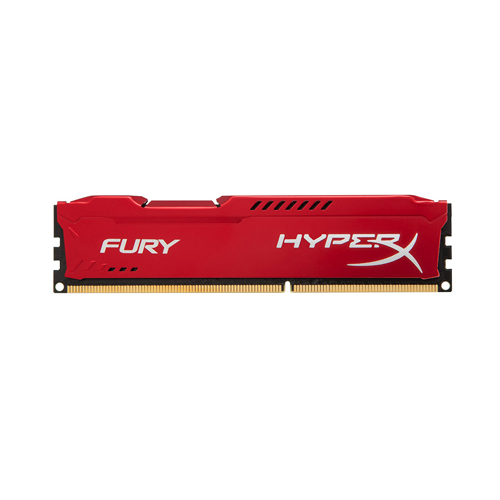 Ram PC Kingston HyperX Fury DDR3 4GB Bus 1600