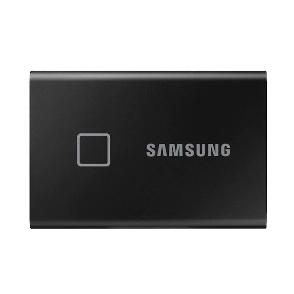 Ổ cứng di động 2TB External SSD Samsung T7 Touch USB 3.2 Gen 2 MU-PC2T0