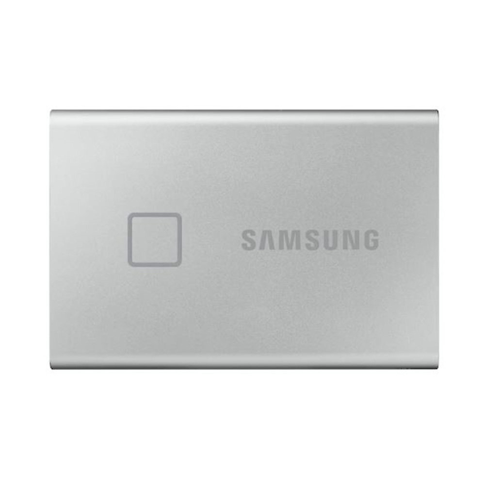 Ổ cứng di động 1TB External SSD Samsung T7 Touch USB 3.2 Gen 2 MU-PC1T0