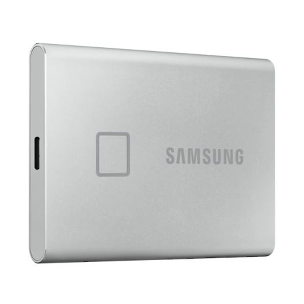 Ổ cứng di động 500GB External SSD Samsung T7 Touch USB 3.2 Gen 2 MU-PC500