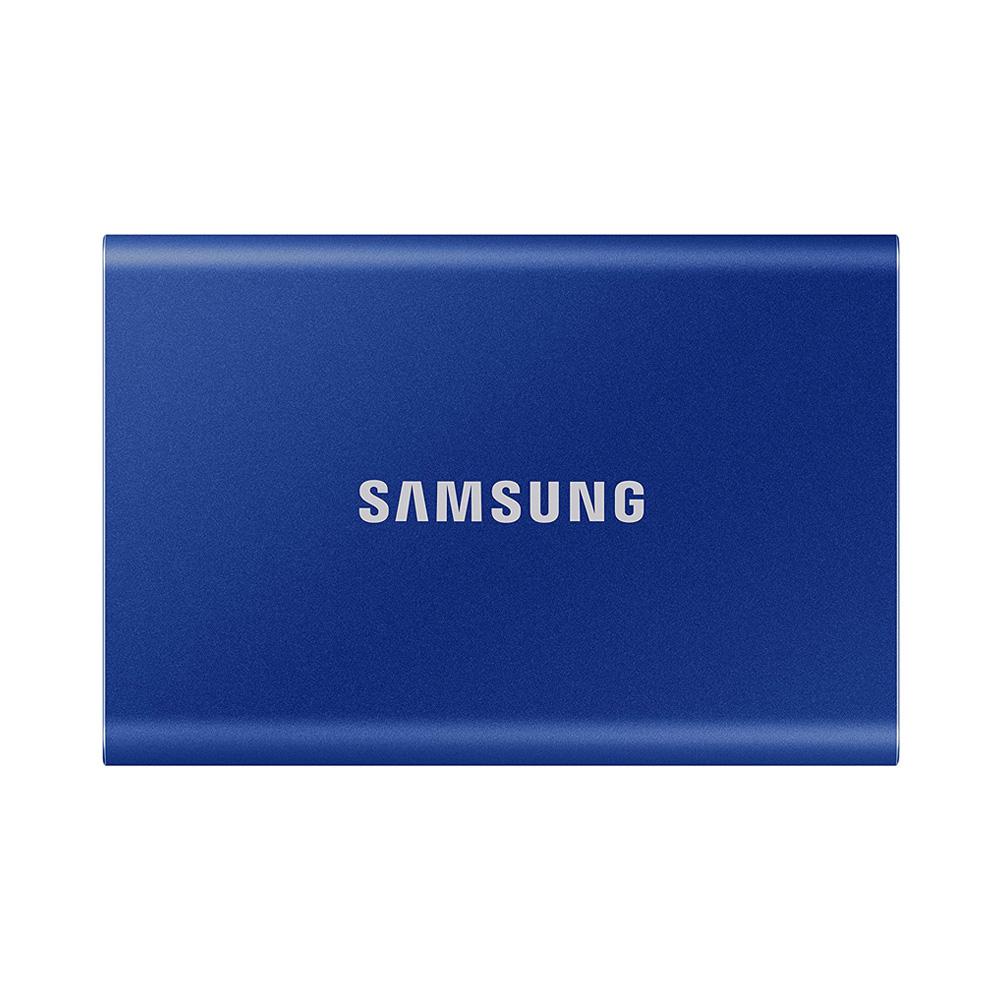 Ổ cứng di động 1TB External SSD Samsung T7 USB 3.2 Gen 2 MU-PC1T0