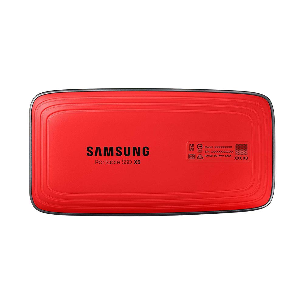 Ổ cứng di động 2TB External SSD Samsung X5 Thunderbolt 3 MU-PB2T0B