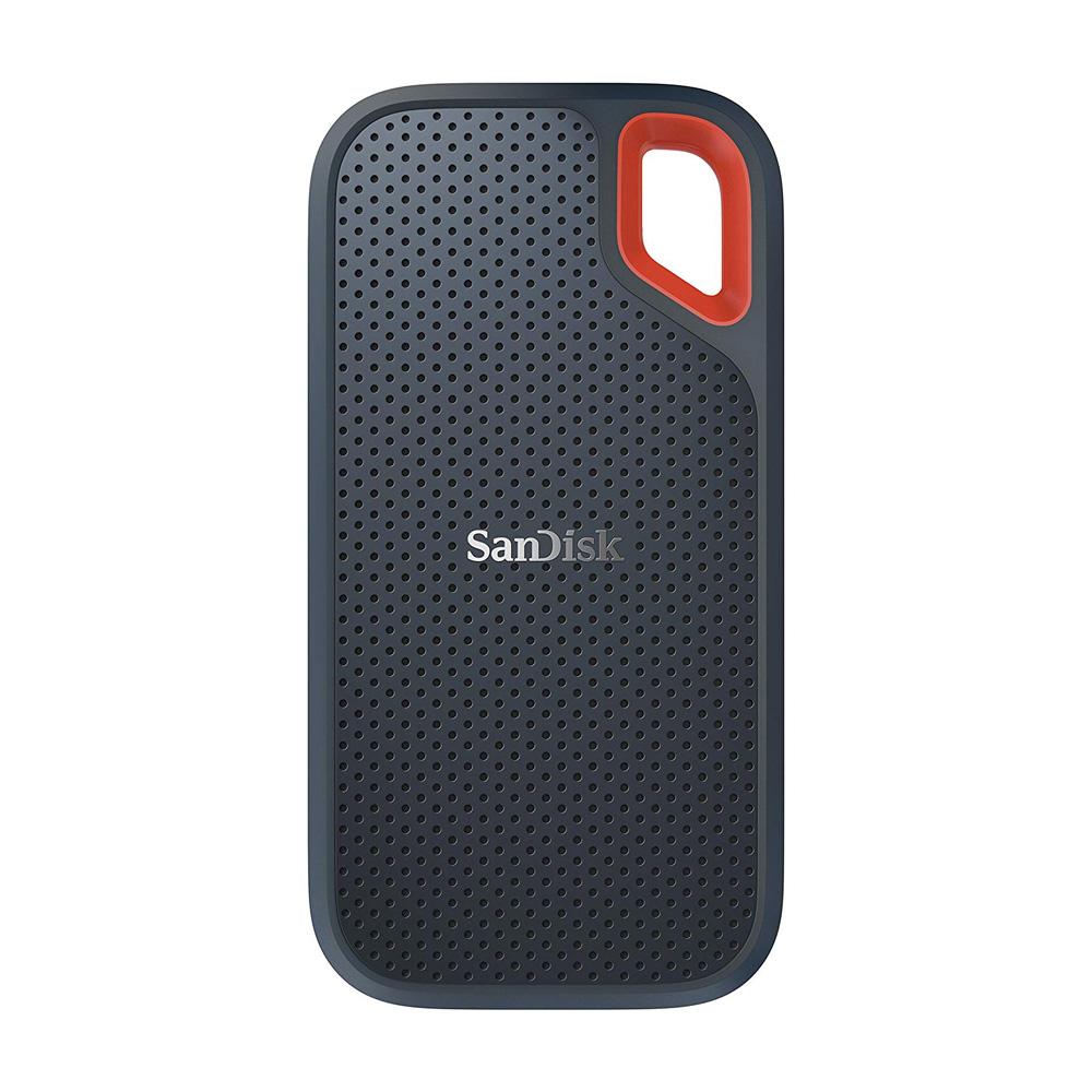 Ổ cứng di động External SSD Sandisk Extreme E60 USB 3.1 Gen2 500GB SDSSDE60-500G-G25