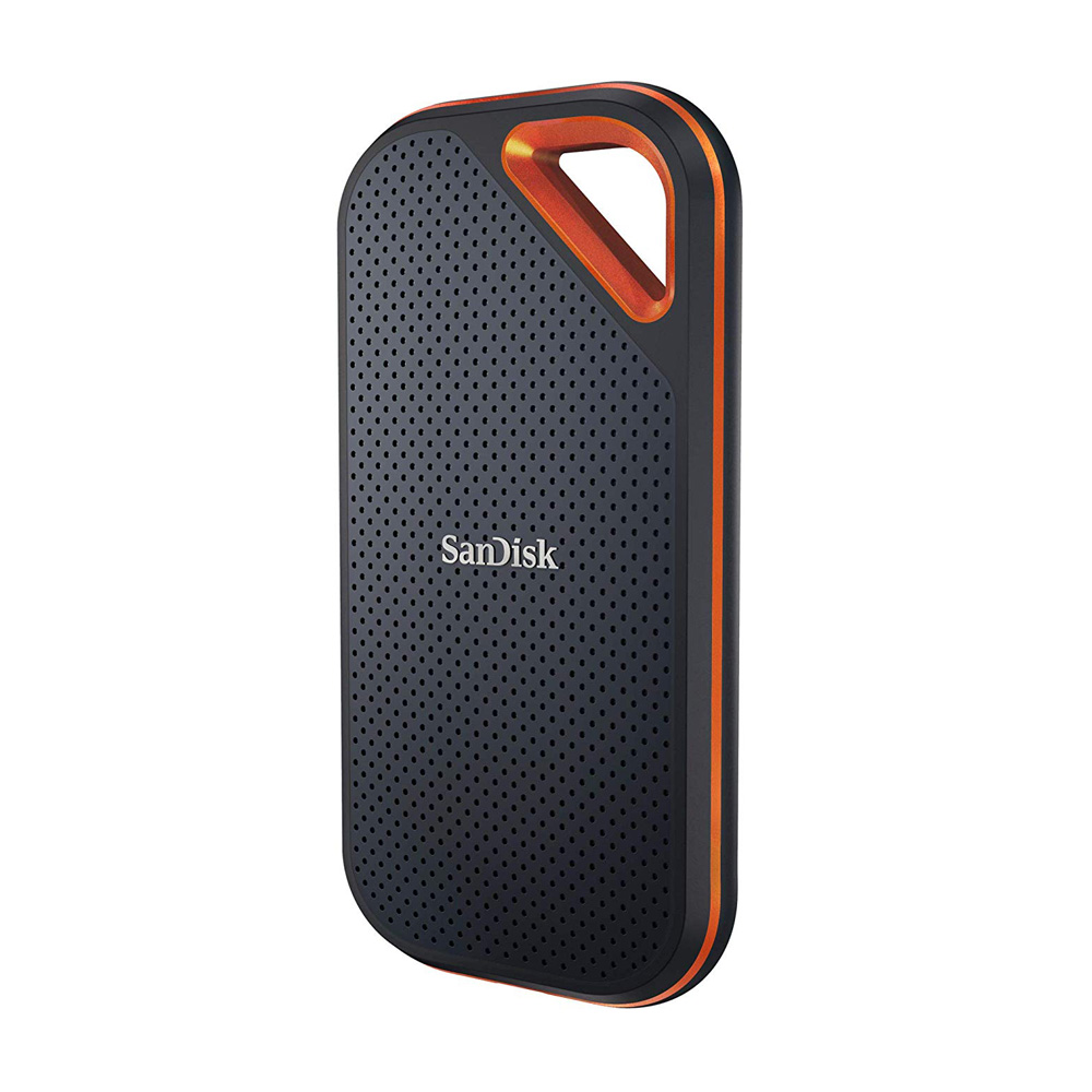 Ổ cứng di động External SSD Sandisk Extreme Pro E80 USB 3.1 Gen2 500GB SDSSDE80-500G-G25