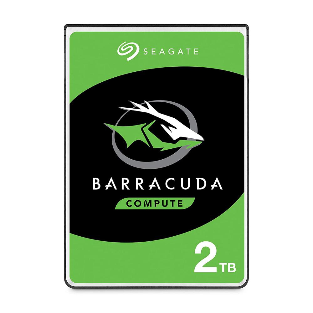 HDD 2TB Seagate BarraCuda SATA III 6Gb/s 128MB Cache 2.5-Inch ST2000LM015