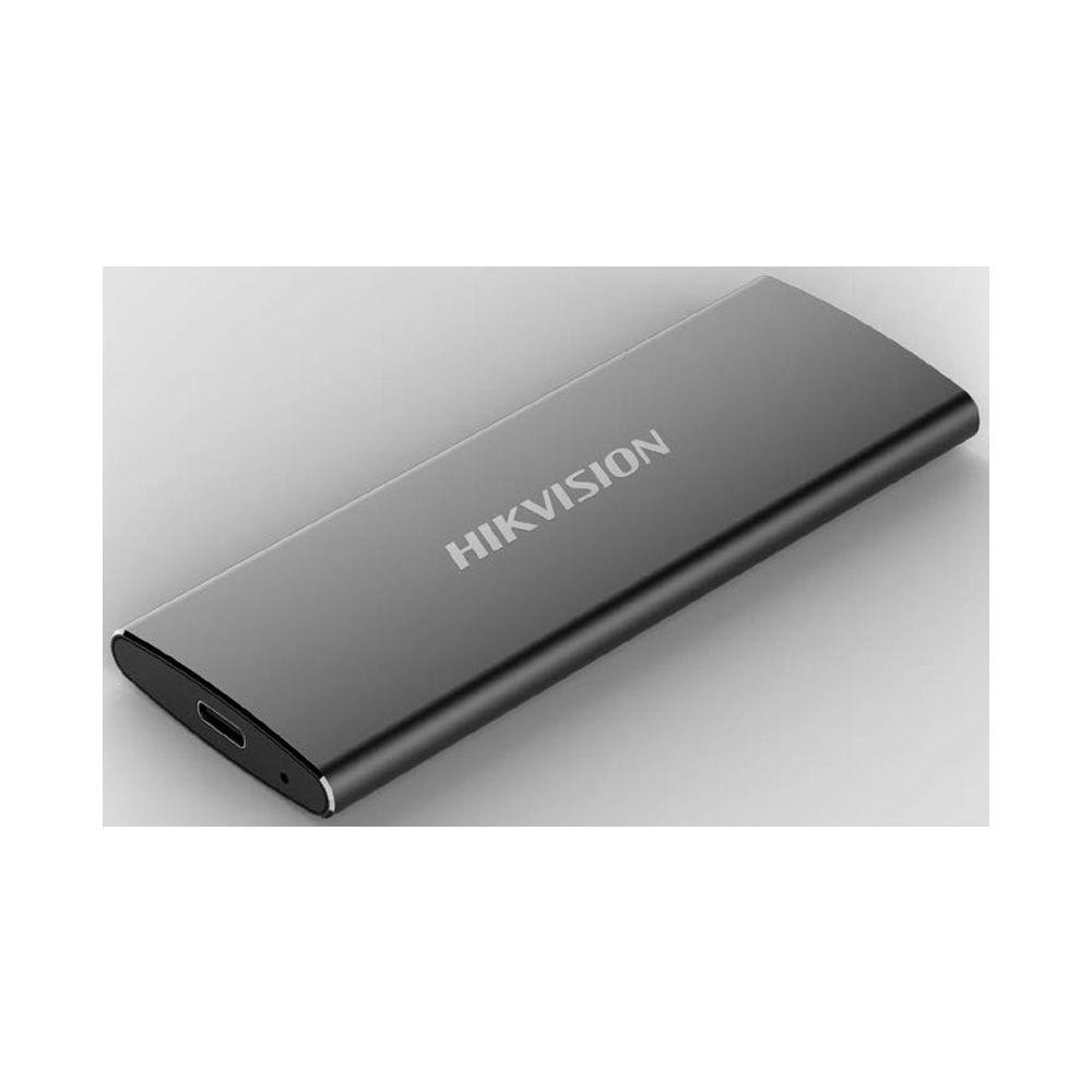 Ổ cứng di động 512GB External SSD Hikvision T200N USB 3.1 Type-C T200N(STD)/512G