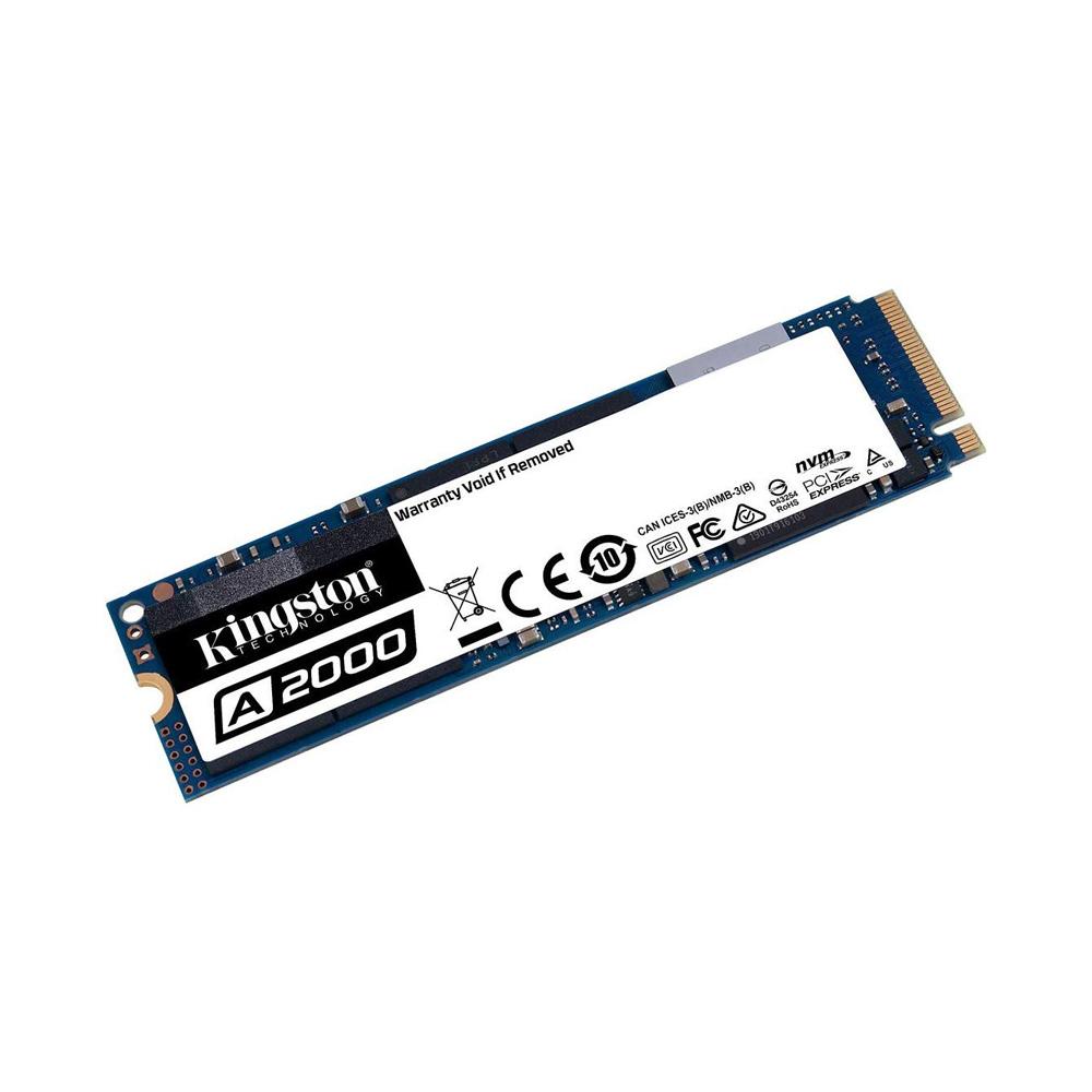 SSD Kingston A2000 M.2 PCIe Gen3 x4 NVMe 250GB SA2000M8/250G
