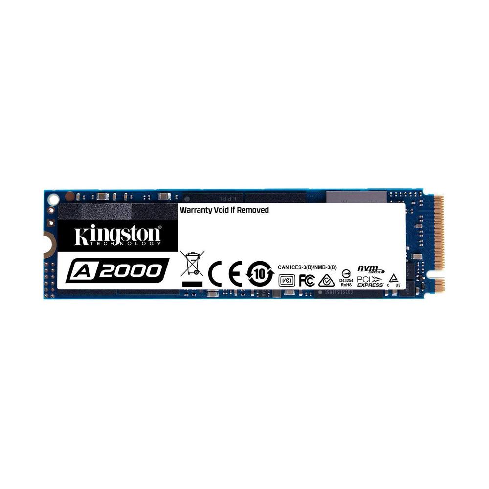 SSD Kingston A2000 M.2 PCIe Gen3 x4 NVMe 500GB SA2000M8/500G