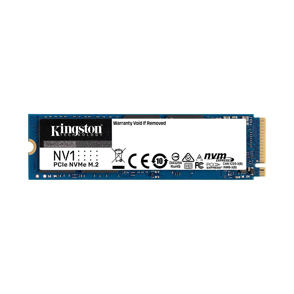 SSD Kingston NV1 M.2 PCIe Gen3 x4 NVMe 500G SNVS/500G