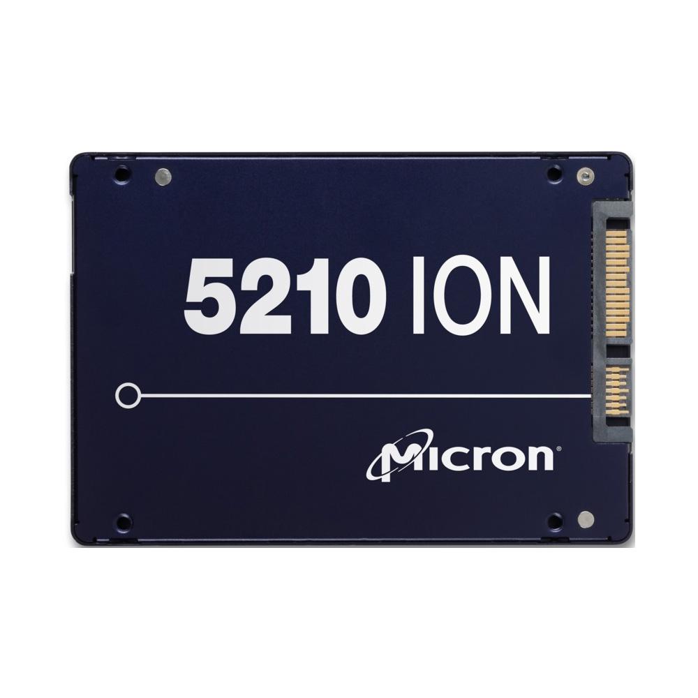 SSD Enterprise Micron 5210 ION 1920GB 2.5-Inch SATA III MTFDDAK1T9QDE-2AV1ZA