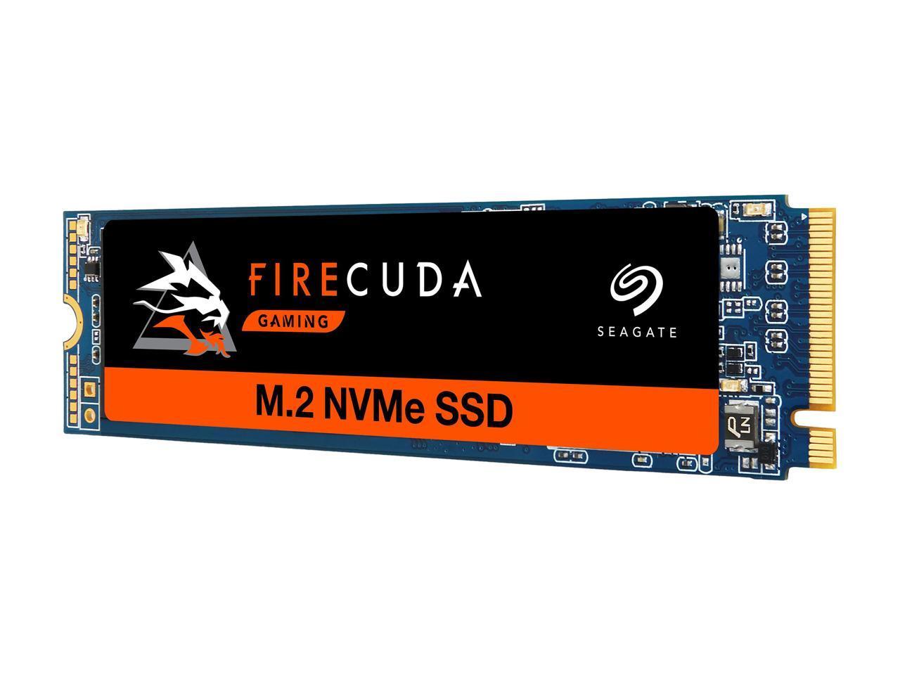 SSD Seagate Firecuda 510 M.2 PCIe Gen3 x4 NVMe 1TB ZP1000GM30011