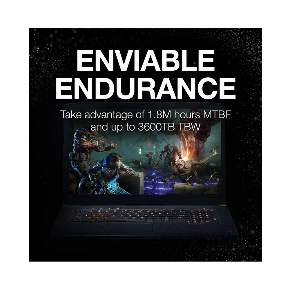 SSD Seagate Firecuda 520 M.2 PCIe Gen4 x4 NVMe 500GB ZP500GM3A002