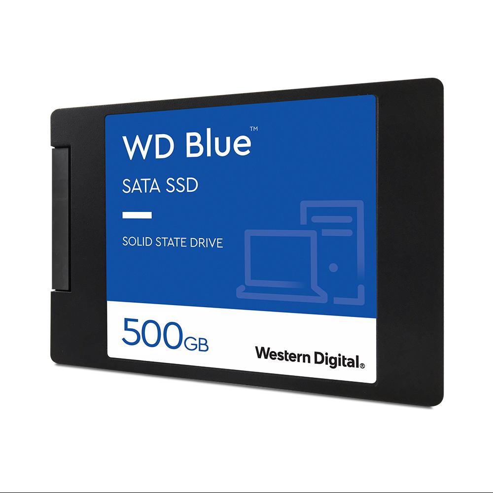 SSD Western Digital Blue 3D-NAND 2.5-Inch SATA III 500GB WDS500G2B0A