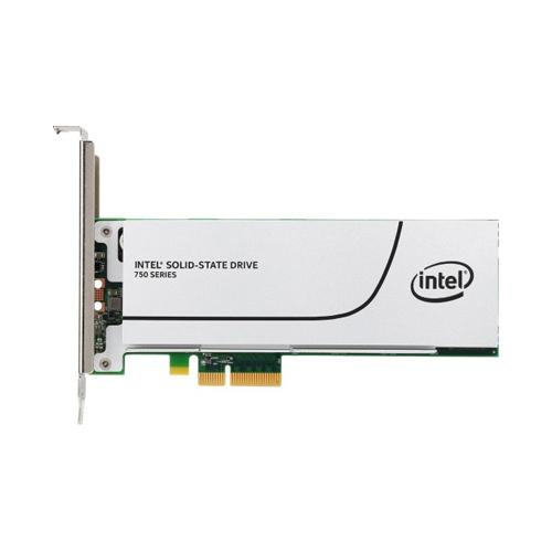 SSD Intel 750 Series HHHL (CEM2.0) PCIe NVMe 3.0 x4 MLC 800GB