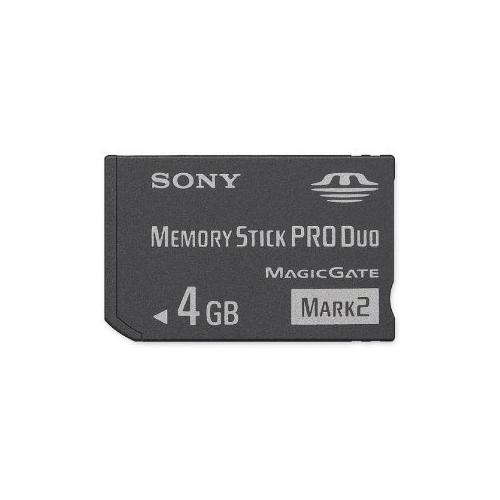Stick Pro Duo Mark 2 4Gb (Magic Gate)