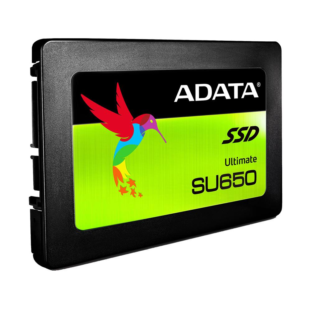 SSD ADATA Ultimate SU650 Sata III 3D-NAND 2.5 inch 120GB
